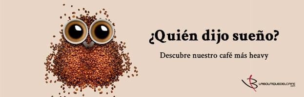 ¿Qué cafés contienen más cafeína?